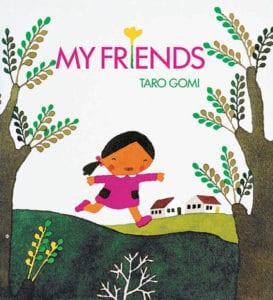 my-friends book
