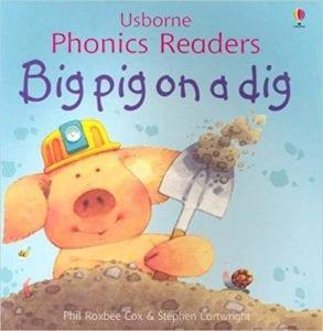 big pig on a dig farm animals w as in ewe